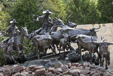 3780_Bronze Statue