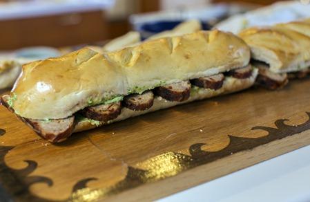 Turkey Meatloaf Sandwich Meatloaf Sandwich