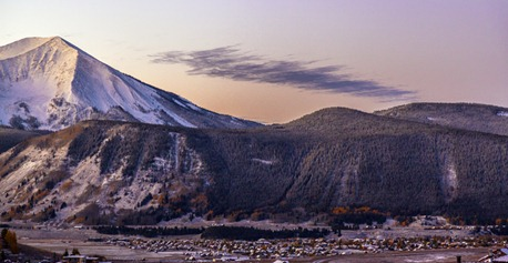 1731_Crested Butte Sunrise