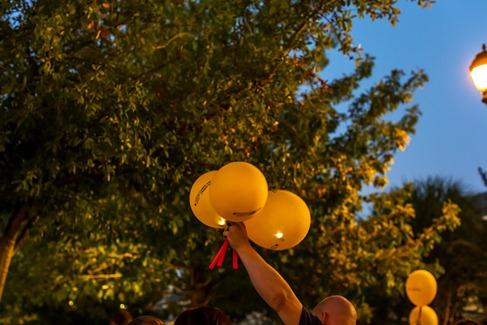 H5T0413_Survivor Balloons
