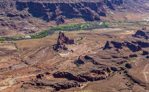 B5A6643_Within Kane Creek Canyon