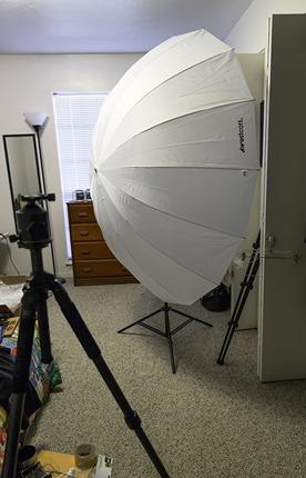 Lighting Setup #1