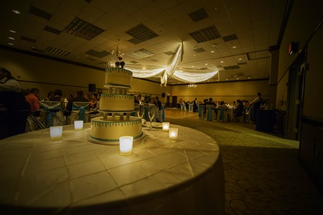 Cake Table Perspective