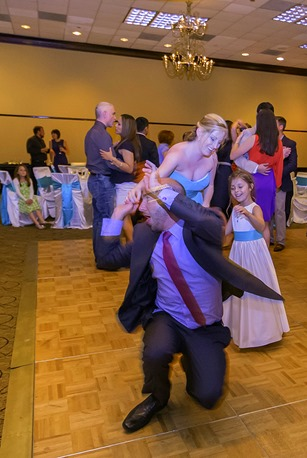 Fun On The Dance Floor