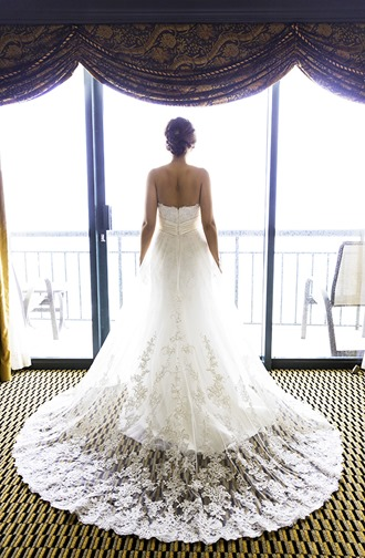 Maegan-Wedding Dress-Window