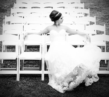 Maegan-White Dress-White Chairs-BW