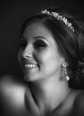 Portrait Of The Bride VIGNETTE