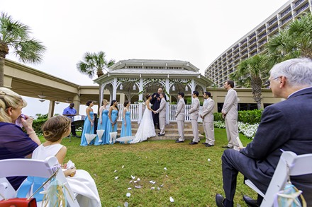 The Ceremony Wide-Angle