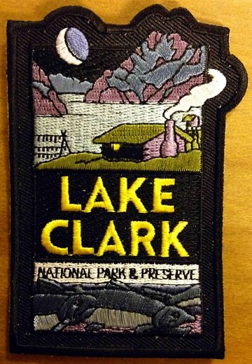 Lake Clark NP Patch