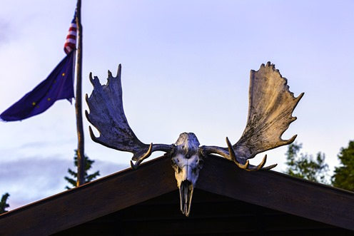 Alaskan Building Adornment