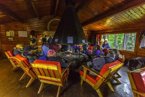Brooks Lodge Lobby