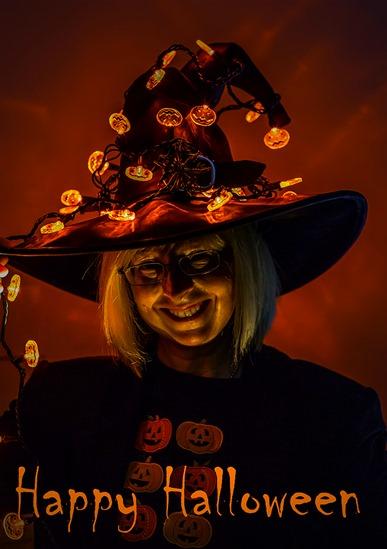 Halloween Becky