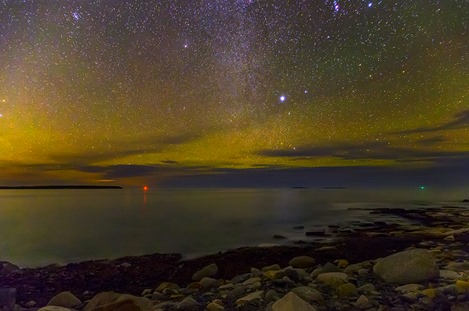 A Sea Of Stars-HDR