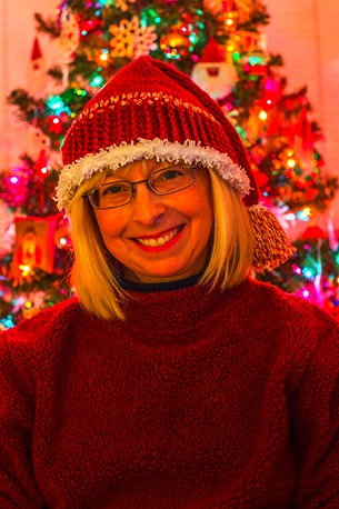 Christmas Becky - Ambient Light