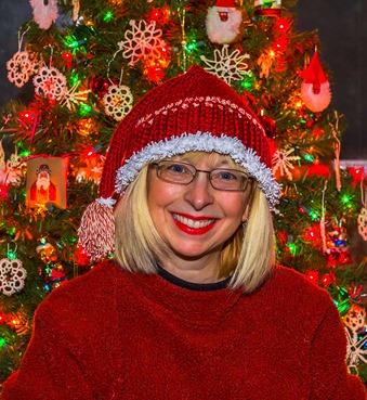 Christmas Becky-Flash