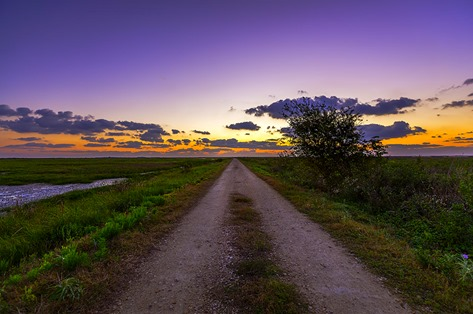 Road To The Sunrise