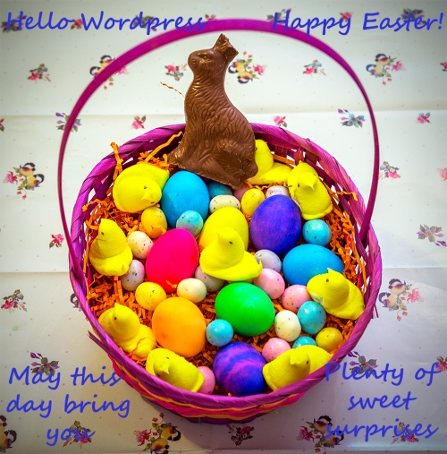 Wordpress Easter