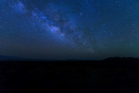 Chihuahuan Desert Starry Sky