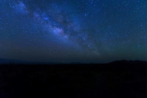 Chihuahuan Desert Starry Sky