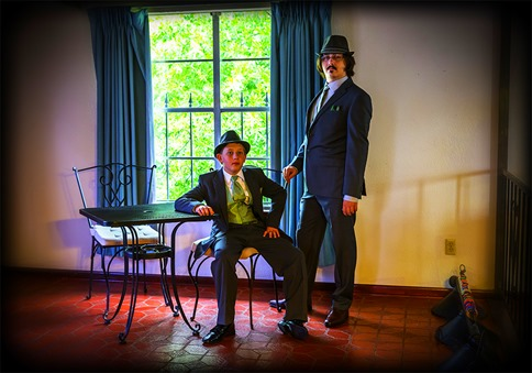 Josh and Kyle
