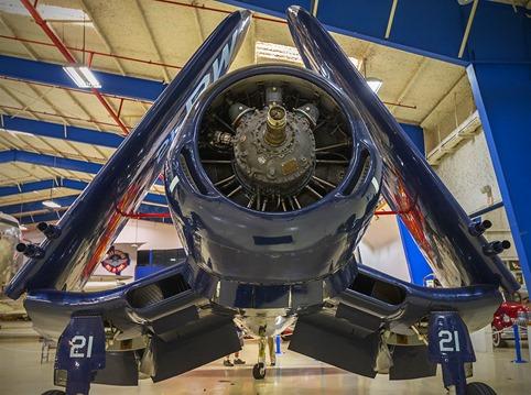 Annie Mo  F4U-5N Corsair