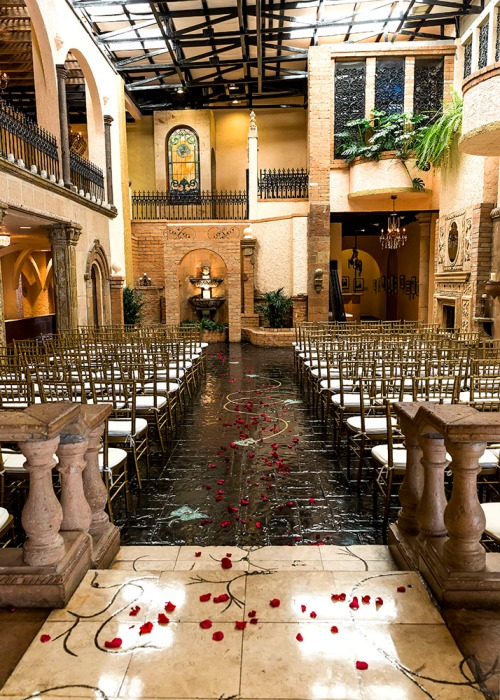 The Ceremony Venue