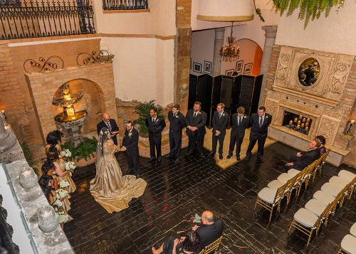 The Ceremony From Above