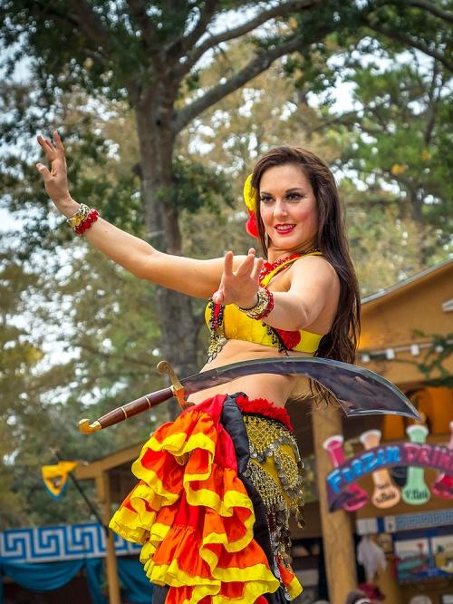 Zaras Sword Dance