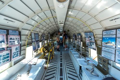 Inside the C-47