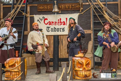 The Cannibal Tudors