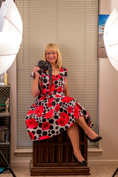 Becky-Camera-New Dress
