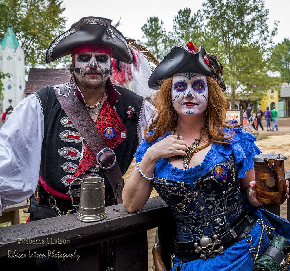 Pirate Spooks