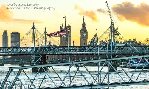 A Stroll Along The Thames