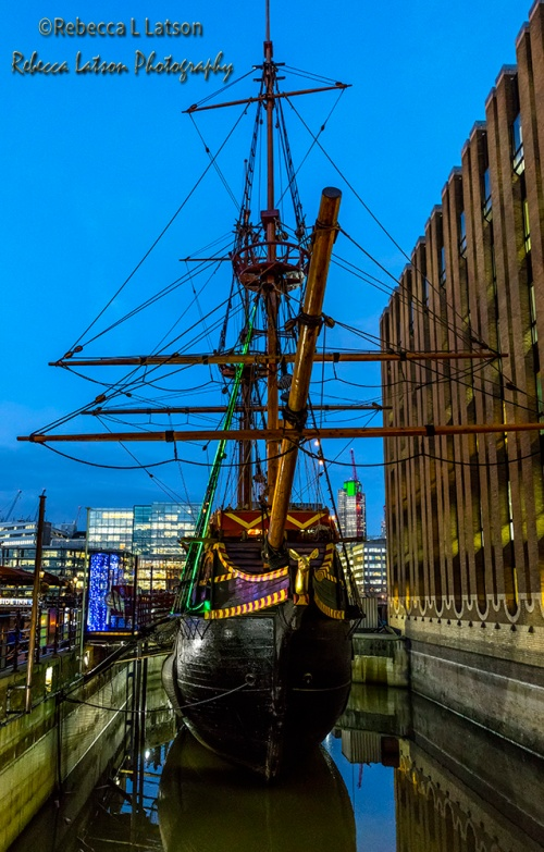 The Golden Hinde II