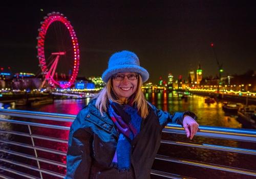 London Eye-Becky-Big Ben 2