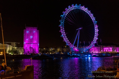 Color On The Thames
