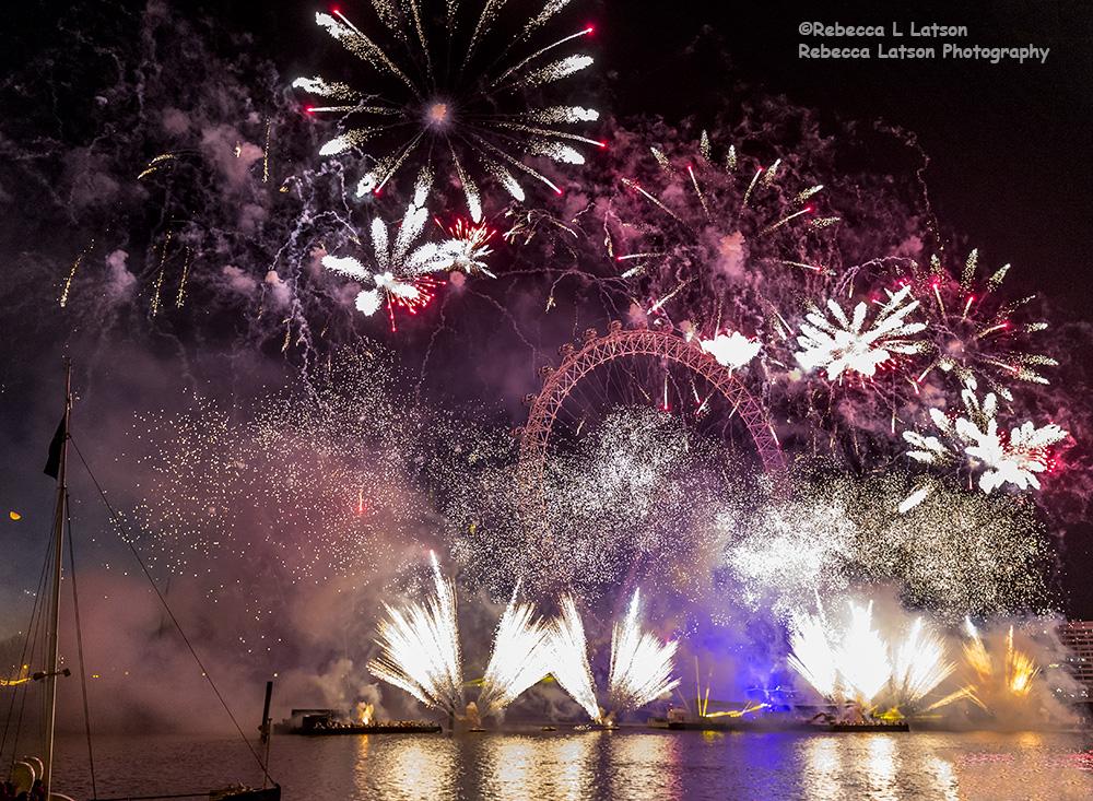 Happy New Year UK 2016