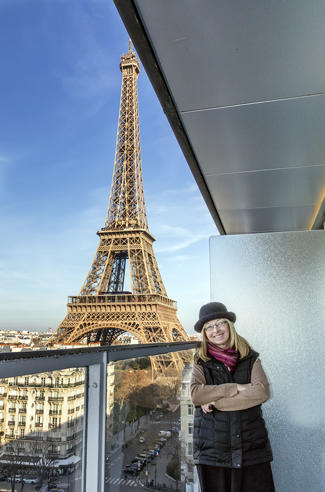 Becky In Paris