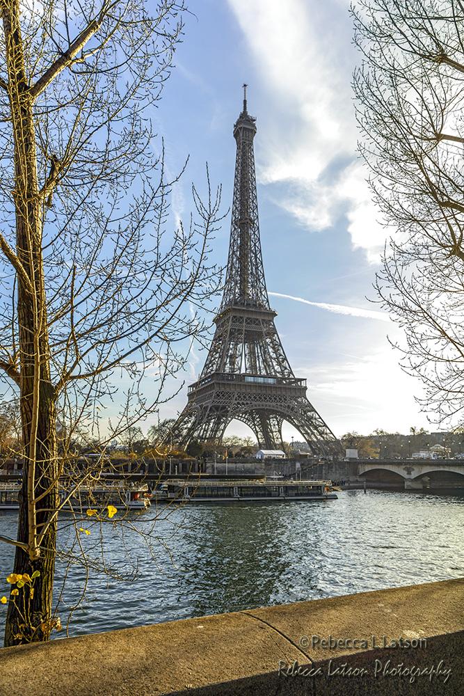 A Morning Walk Along The Seine