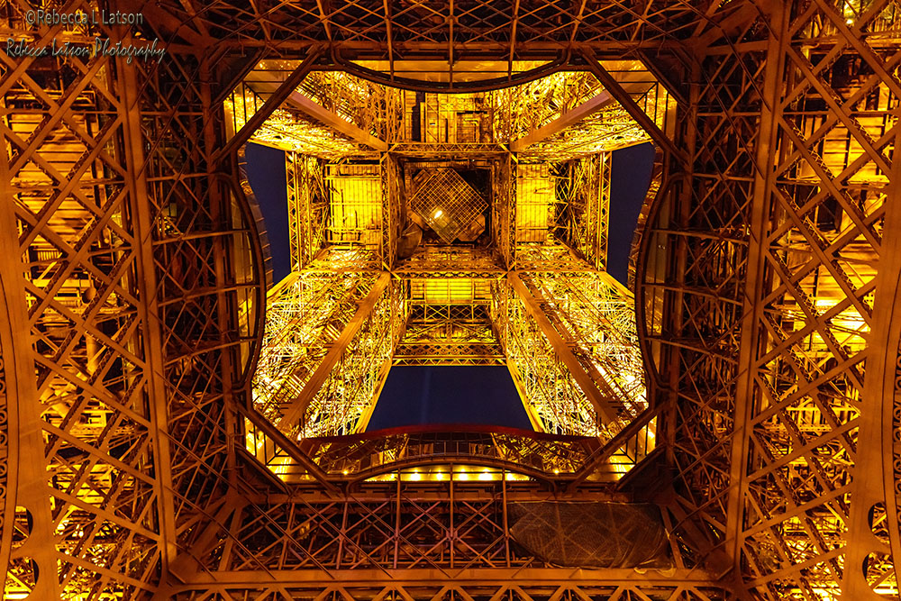 Eiffel Tower Theme 4