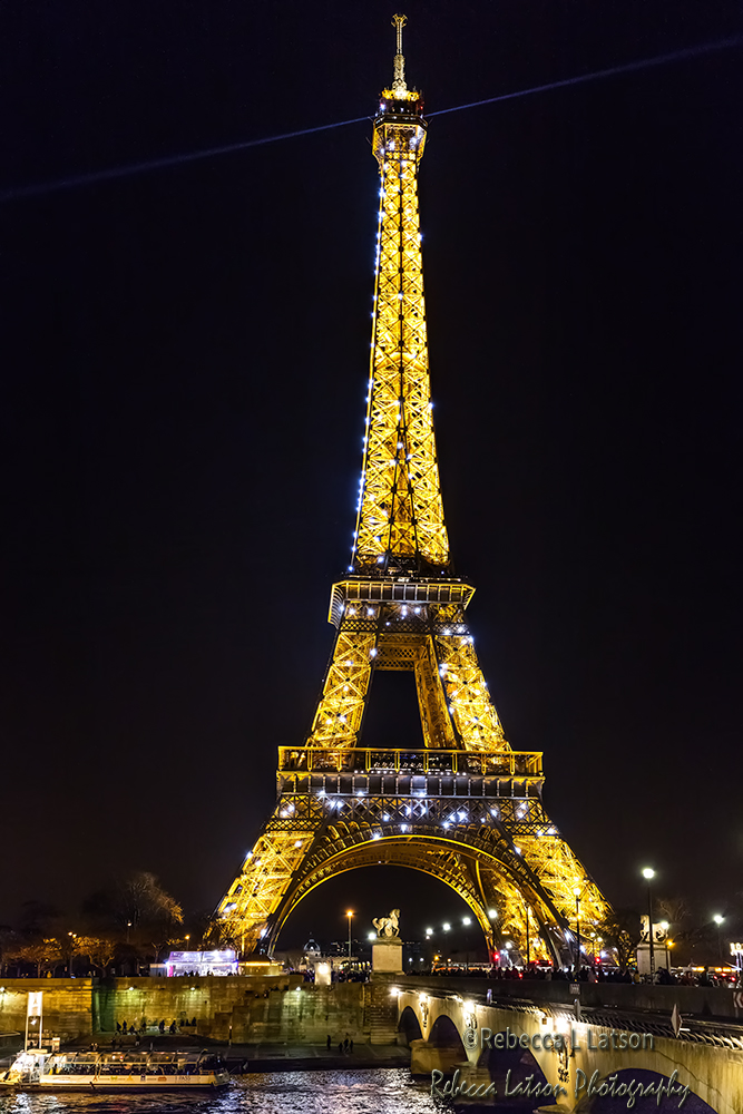 Sparkling Tour Eiffel