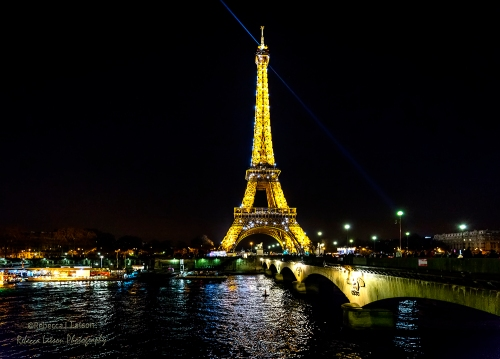 Sparkly Tour Eiffel