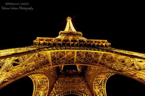 Eiffel Tower Theme 1