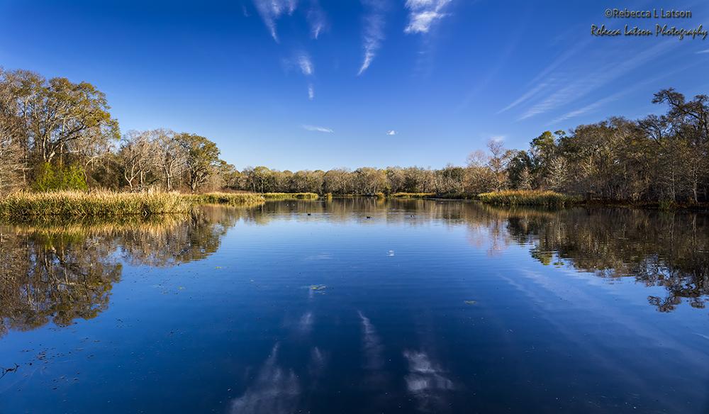 24mm View of Creekfield Lake