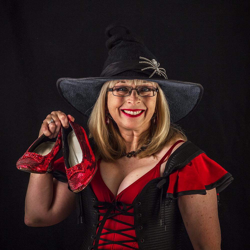 Halloween Becky 2