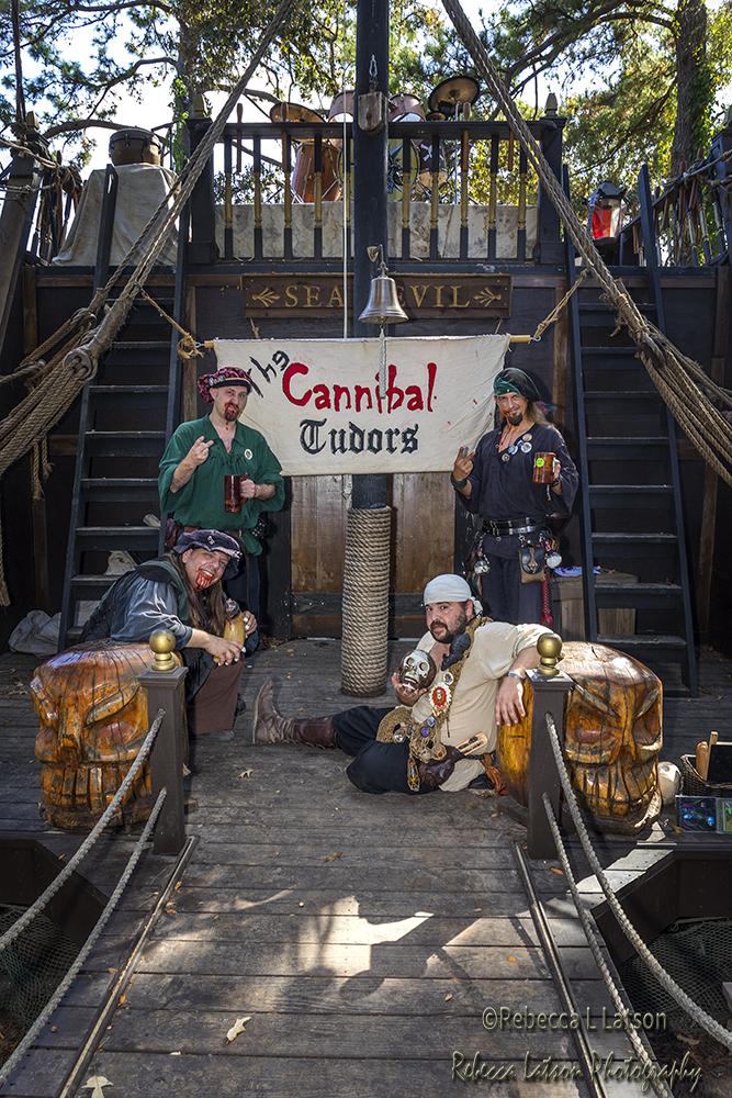 The Cannibal Tudors