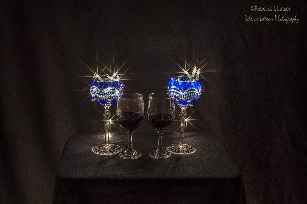 Illuminated Wine