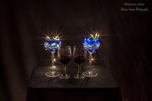 Illuminated Wine