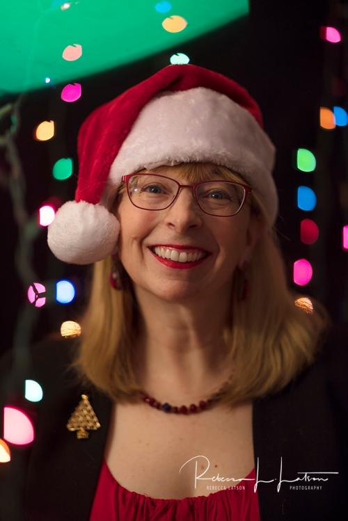 Christmas Becky Green Blob
