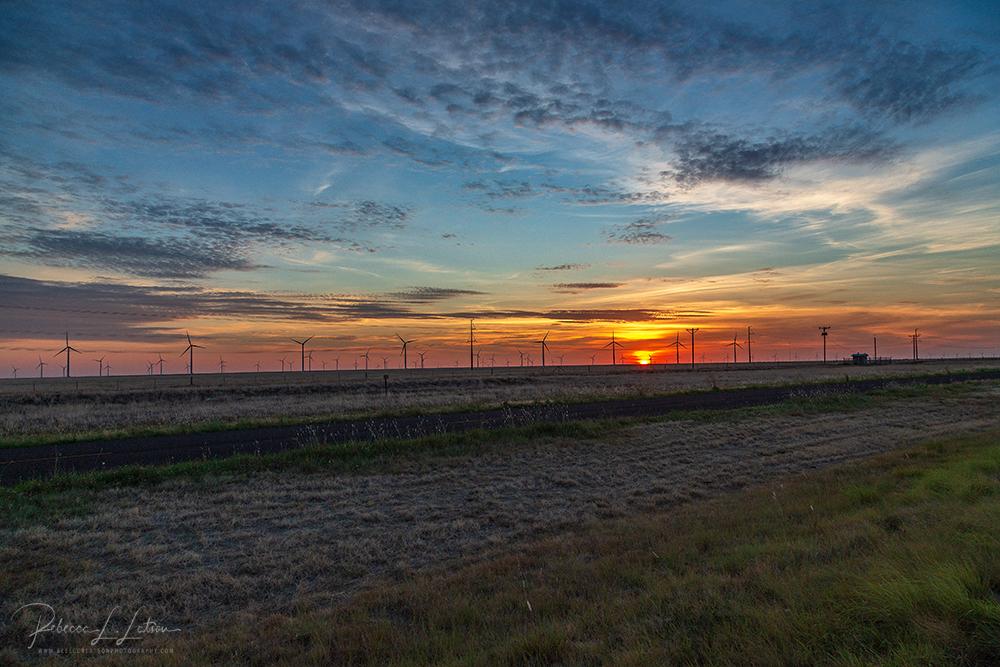 That Last Texas Sunrise
